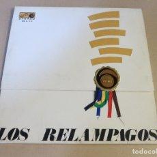 Discos de vinilo: LOS RELAMPAGOS. GRANADA - DANZA DEL MOLINERO - SEVILLA - LA SANTA ESPINA - EL AMOR BRUJO... 1967. Lote 182580642