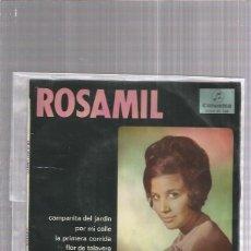 Discos de vinilo: ROSAMIL CAMPANITA. Lote 182582391