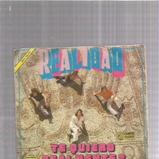 Discos de vinilo: REALIDAD QUIERO. Lote 182584810
