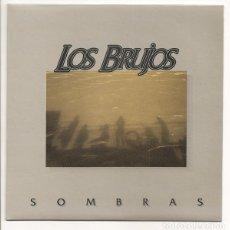 Discos de vinilo: LOS BRUJOS EP SOMBRAS POWER POP, POP ROCK MIGUEL ANGEL VILLANUEVA. Lote 182590721