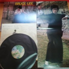 Discos de vinilo: VINILO EDICIÓN JAPONESA DEL LP DE LA BSO DE BRUCE LEE ENTER THE DRAGON. Lote 182593230