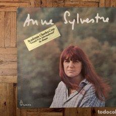 Discos de vinilo: ANNE SYLVESTRE ?– ANNE SYLVESTRE SELLO: A SYLVESTRE ?– 133 005 FORMATO: VINYL, LP, GAT PAÍS: FRANCE. Lote 182602060