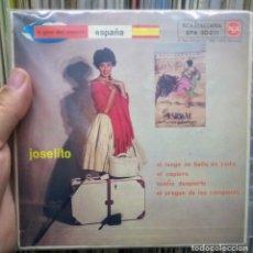 Discos de vinilo: JOSELITO / RCA - ITALIANA. Lote 182607532