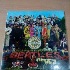 Discos de vinilo: THE BEATLES -SGT PEPPERS LONELY HEARTH CLUB BAND EDICIÓN ESPAÑOLA - BUEN ESTADO - VER FOTOS. Lote 182609635