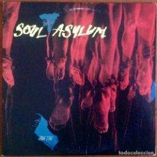 Discos de vinilo: SOUL ASYLUM - HANG TIME. Lote 182611470