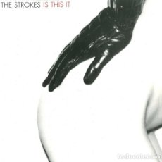 Discos de vinilo: THE STROKES ‎– IS THIS IT -LP-. Lote 182613245