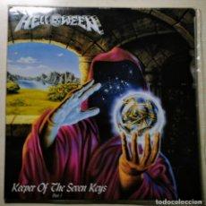 Discos de vinil: HELLOWEEN KEEPER OF THE SEVEN KEYS PART-I VINILO LP. Lote 182616195