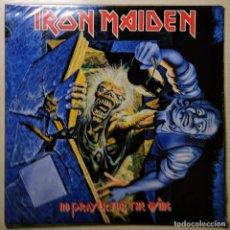 Discos de vinilo: IRON MAIDEN NO PRAYER FOR THE DYING VINILO LP. Lote 182616916