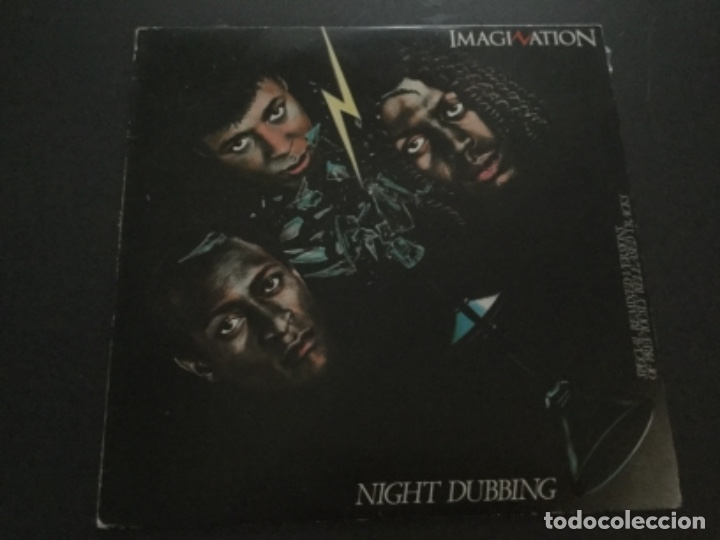 IMAGINATION- NIGHT DUBBING (Música - Discos - LP Vinilo - Disco y Dance)