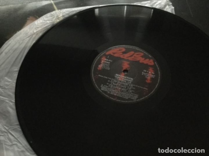 Discos de vinilo: Imagination- night dubbing - Foto 3 - 182620590