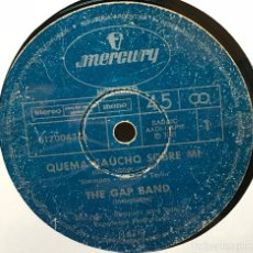 Discos de vinilo: SENCILLO ARGENTINO DE THE GAP BAND AÑO 1980. Lote 122151403