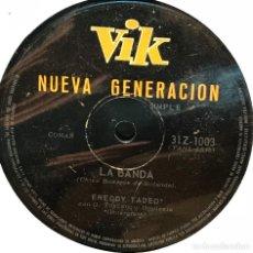 Discos de vinilo: SENCILLO ARGENTINO DE FREDDY TADEO AÑO 1967. Lote 122153203