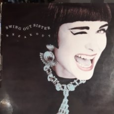 Discos de vinilo: SWING OUT SISTER-BREAKOUT. Lote 182624088
