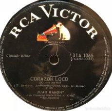 Discos de vinilo: SENCILLO ARGENTINO DE JUAN RAMÓN AÑO 1967. Lote 122152383