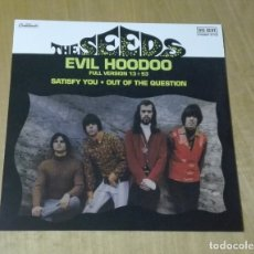 Discos de vinilo: THE SEEDS - EVIL HOODOO (EP 10'' 2011, BIG BEAT LTDEP 010 ) NUEVO. Lote 182629715