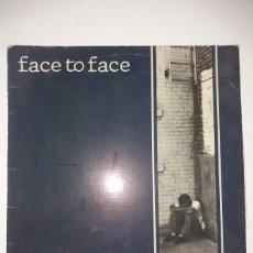 Discos de vinilo: LP FACE TO FACE, DON'T TURN AWAY, DSR13LP, 1992. Lote 182629887