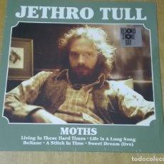 Discos de vinilo: JETHRO TULL - MOTHS (EP 10'' 2018, RECORD STORE DAY , CHRYSALIS 0190295730413) NUEVO Y PRECINTADO. Lote 182630173