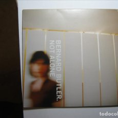 Discos de vinilo: BERNARD BUTLER / SUEDE : NOT ALONE - CD SINGLE - UK - 1998 - CREATION NUEVO A ESTRENAR.. Lote 182635197