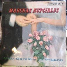 Discos de vinilo: EP ARGENTINO DE MITO GARCÍA Y SU ÓRGANO AÑO 1959 REEDICIÓN. Lote 147525142