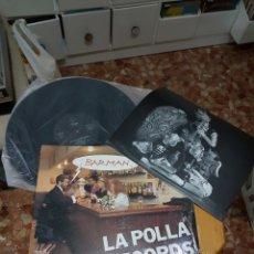 Discos de vinilo: LA POLLA RECORD BARMAN. Lote 182635818