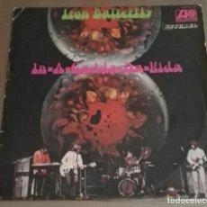 Discos de vinilo: IRON BUTTERFLY IN-A-GADDA-DA-VIDA LP ATLANTIC. Lote 182636572