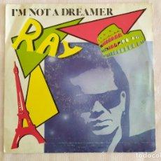 Discos de vinilo: RAY – I'M NOT A DREAMER. Lote 182639002