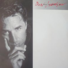 Discos de vinilo: DON JOHNSON SINGLE SELLO EPIC EDITADO EN ESPAÑA AÑO 1989 PROMO SOLO 1 CARA. Lote 182639848
