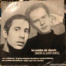 Discos de vinilo: EP ARGENTINO DE SIMON & GARFUNKEL AÑO 1968. Lote 112573059