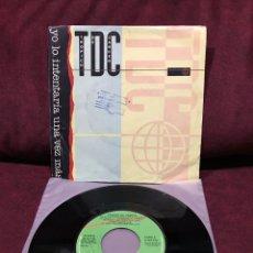 """Discos de vinilo: TRÓPICO DE CANCER - YO LO INTENTARÉ UNA VEZ MÁS, SINGLE 7"""", 1984, ESPAÑA. Lote 182645155"""