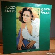 Discos de vinilo: ROCIO JURADO DE AHORA EN ADELANTE LP 1978 RCA VICTOR ESPAÑA VINILO VG+ GATEFOLD . Lote 182653117