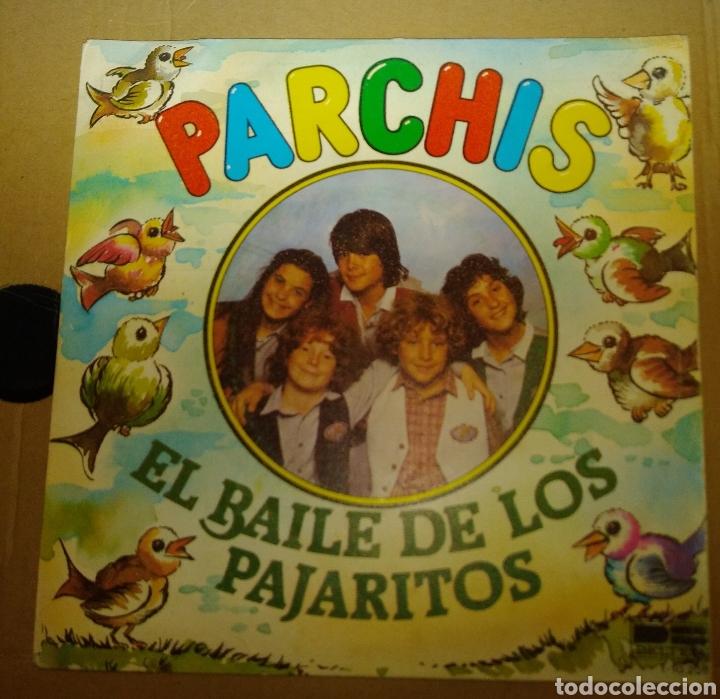PARCHÍS - EL BAILE DE LOS PAJARITOS (Música - Discos - Singles Vinilo - Música Infantil)