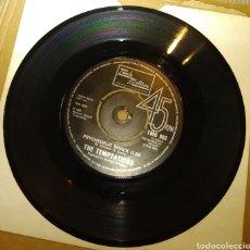 Discos de vinilo: THE TEMPTATIONS - CLOUD NINE / PSYCHEDELIC SHACK. EDICIÓN UK. Lote 182666155