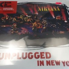 Discos de vinilo: NIRVANA - UNPLUGGED IN NEW YORK -. Lote 182669416