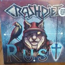 Discos de vinilo: CRASHDIET RUST. Lote 182671866