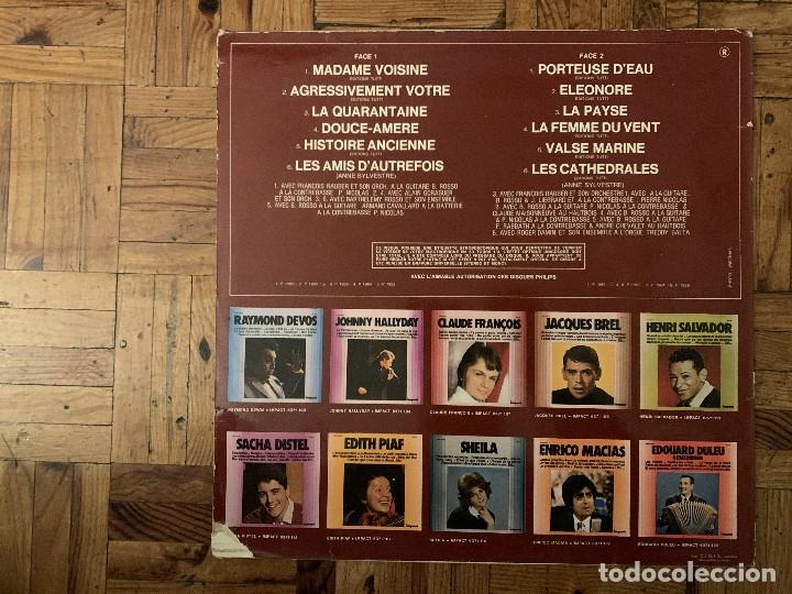 Discos de vinilo: Anne Sylvestre ?– Anne Sylvestre Sello: Impact (2) ?– 6371 125 Formato: Vinyl, LP, Compilation - Foto 2 - 182672697