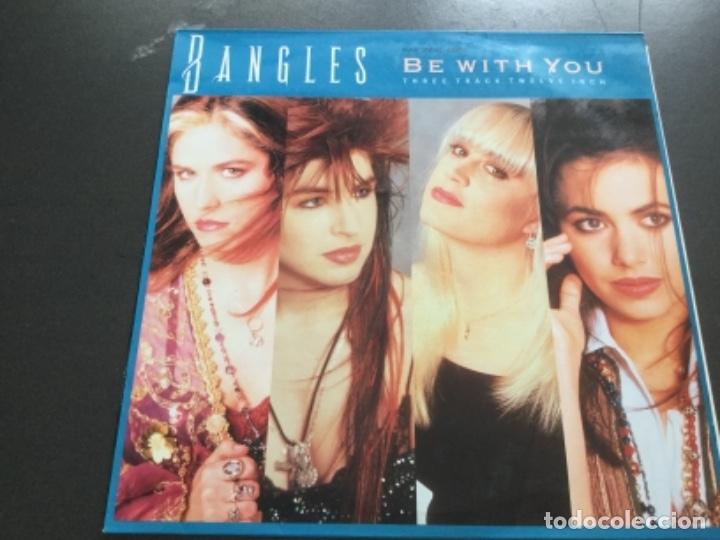 BANGLES - BE WITH YOU (Música - Discos de Vinilo - Maxi Singles - Pop - Rock - New Wave Extranjero de los 80)