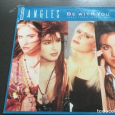Discos de vinilo: BANGLES - BE WITH YOU . Lote 182673052
