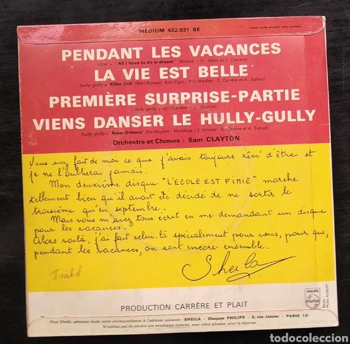 Discos de vinilo: SHEILA,,,LOTE DE EPs - Foto 2 - 182673062