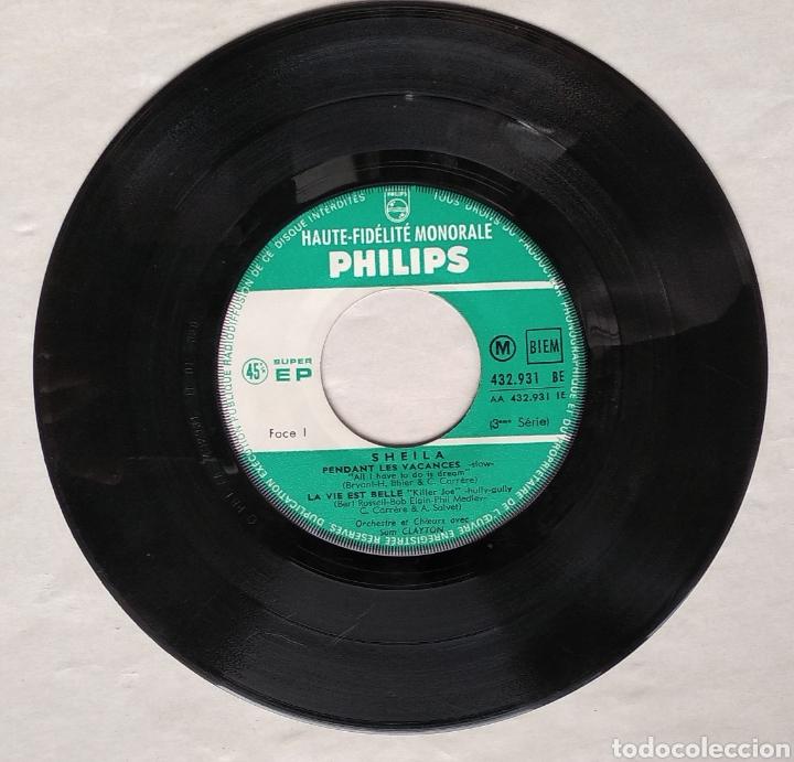 Discos de vinilo: SHEILA,,,LOTE DE EPs - Foto 3 - 182673062