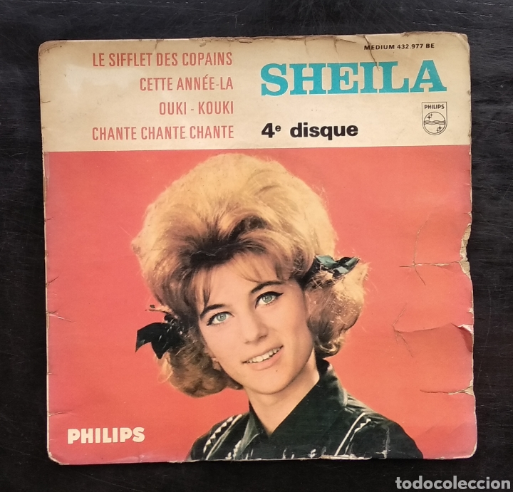 Discos de vinilo: SHEILA,,,LOTE DE EPs - Foto 5 - 182673062