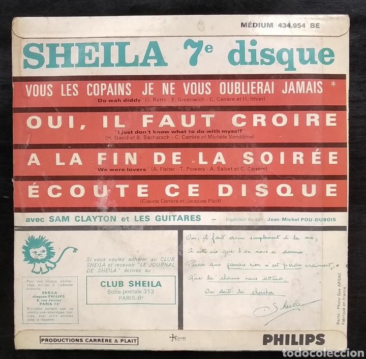 Discos de vinilo: SHEILA,,,LOTE DE EPs - Foto 10 - 182673062