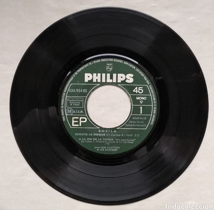 Discos de vinilo: SHEILA,,,LOTE DE EPs - Foto 11 - 182673062
