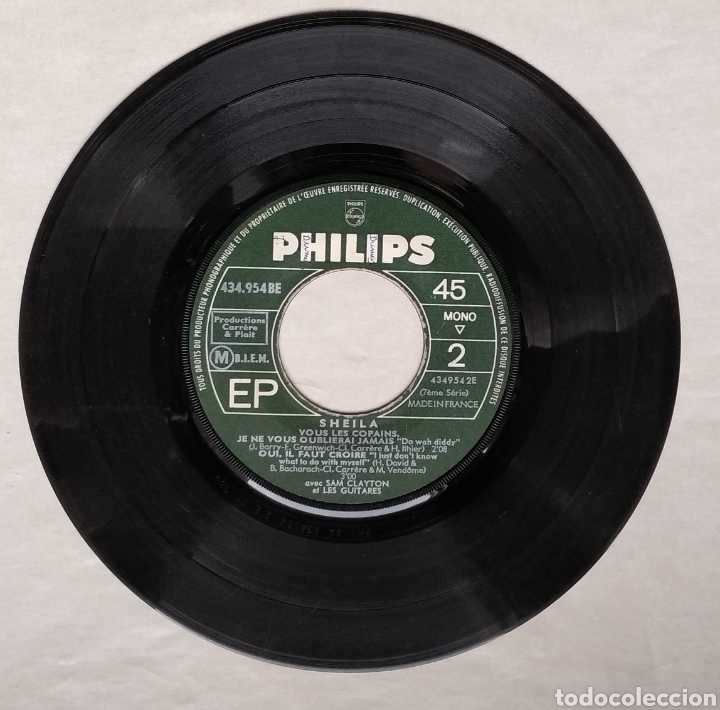 Discos de vinilo: SHEILA,,,LOTE DE EPs - Foto 12 - 182673062