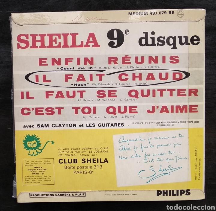 Discos de vinilo: SHEILA,,,LOTE DE EPs - Foto 14 - 182673062