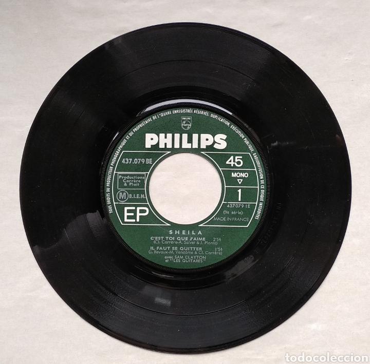 Discos de vinilo: SHEILA,,,LOTE DE EPs - Foto 15 - 182673062