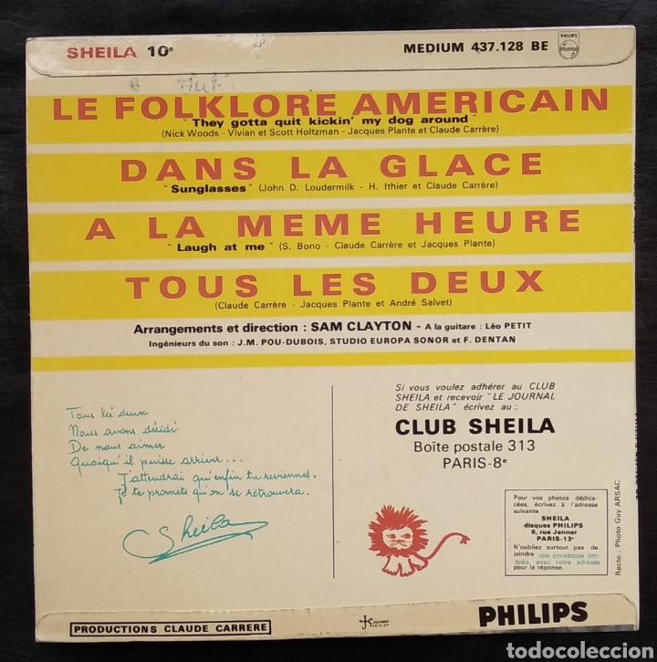 Discos de vinilo: SHEILA,,,LOTE DE EPs - Foto 18 - 182673062