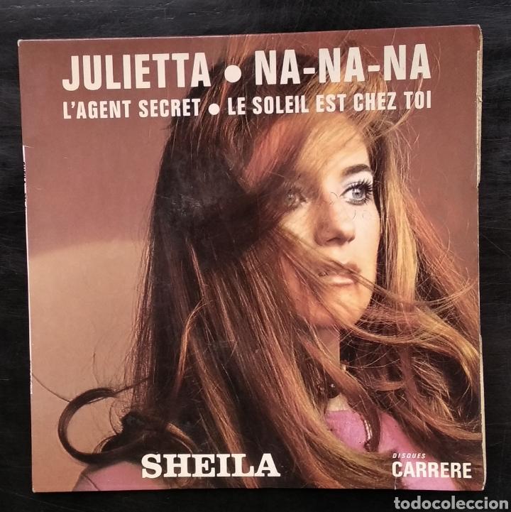 Discos de vinilo: SHEILA,,,LOTE DE EPs - Foto 24 - 182673062