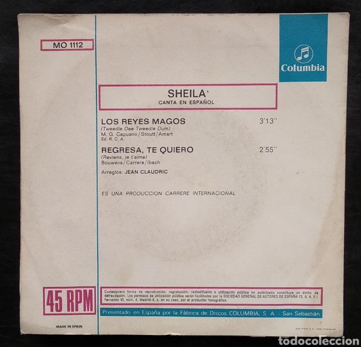 Discos de vinilo: SHEILA,,,LOTE DE EPs - Foto 29 - 182673062