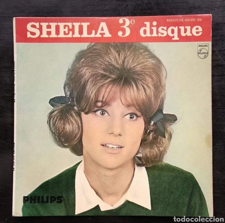 SHEILA,,,LOTE DE EPS (Música - Discos de Vinilo - EPs - Pop - Rock Extranjero de los 50 y 60)