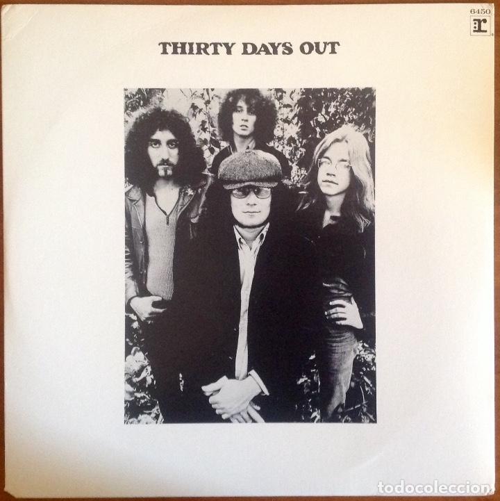 Discos de vinilo: Thirty Days Out - Foto 2 - 182673275